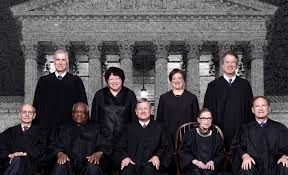 Justices US Supreme Court